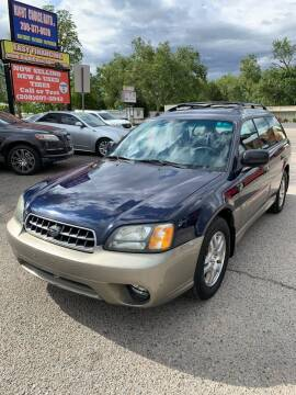 2003 Subaru Outback for sale at Right Choice Auto in Boise ID