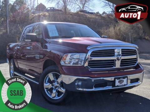 2015 RAM Ram Pickup 1500 for sale at Street Smart Auto Brokers in Colorado Springs CO