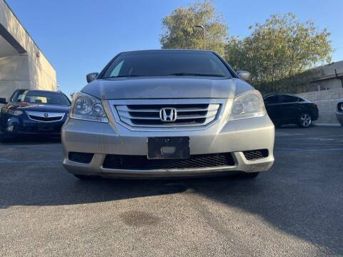 2008 Honda Odyssey for sale at AutoHaus Loma Linda in Loma Linda CA