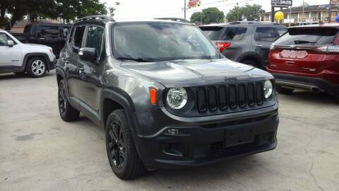 2016 Jeep Renegade for sale at Express AutoPlex in Brownsville TX