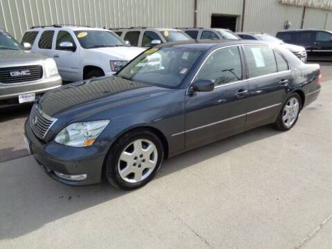 2004 Lexus LS 430 for sale at De Anda Auto Sales in Storm Lake IA