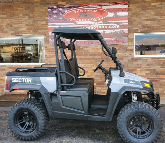 2021 HISUN SECTOR E1 for sale at JENTSCH MOTORS in Hearne TX