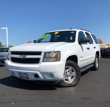 2008 Chevrolet Tahoe for sale at LUGO AUTO GROUP in Sacramento CA
