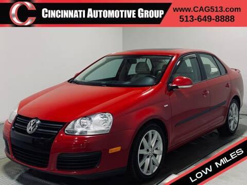 2010 Volkswagen Jetta for sale at Cincinnati Automotive Group in Lebanon OH
