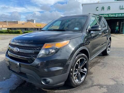 2014 Ford Explorer for sale at MFT Auction in Lodi NJ