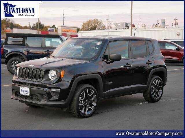 2021 Jeep Renegade for sale in Owatonna, MN