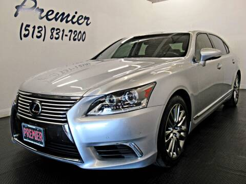 2015 Lexus LS 460 for sale at Premier Automotive Group in Milford OH
