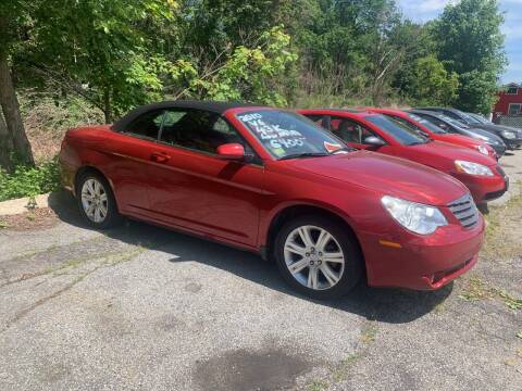 2010 Chrysler Sebring for sale at LONGWOOD MOTORS in Stockholm NJ