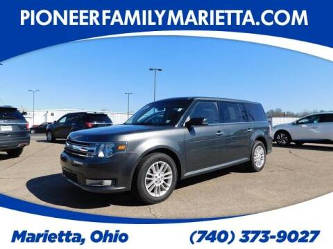 2019 Ford Flex for sale at Pioneer Family preowned autos in Williamstown WV