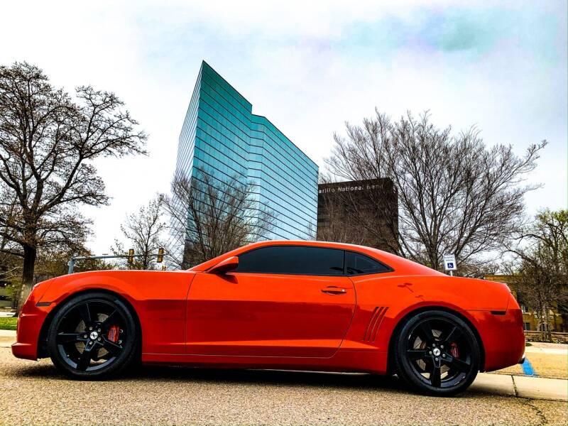 2012 Chevrolet Camaro for sale at Mickdiesel Motorplex in Amarillo TX