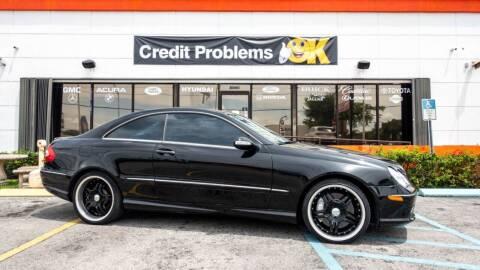 2003 Mercedes-Benz CLK for sale at Car Depot in Miramar FL