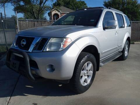 2008 Nissan Pathfinder for sale at Auto Haus Imports in Grand Prairie TX