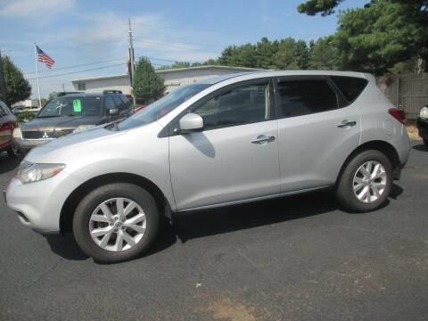 2014 Nissan Murano for sale at Home Street Auto Sales in Mishawaka IN
