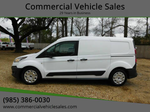 2014 Ford Transit Connect Cargo for sale at Commercial Vehicle Sales in Ponchatoula LA