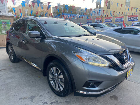 2017 Nissan Murano for sale at Elite Automall Inc in Ridgewood NY