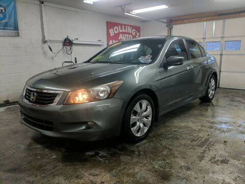 2009 Honda Accord for sale at BOLLING'S AUTO in Bristol TN