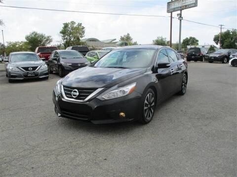 2018 Nissan Altima for sale at Central Auto in South Salt Lake UT