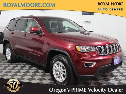 2019 Jeep Grand Cherokee for sale at Royal Moore Custom Finance in Hillsboro OR