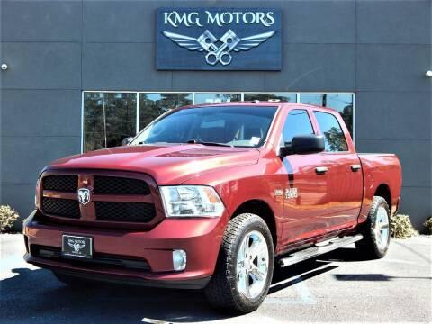 2017 RAM Ram Pickup 1500 for sale at KMG Motors in Slidell LA