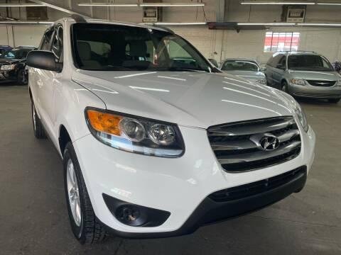 2012 Hyundai Santa Fe for sale at John Warne Motors in Canonsburg PA