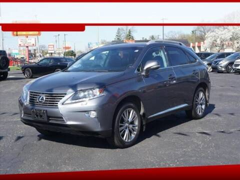 2013 Lexus RX 350 for sale at Autowest of GR in Grand Rapids MI