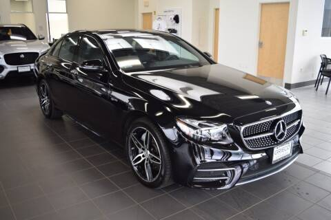 2017 Mercedes-Benz E-Class for sale at BMW OF NEWPORT in Middletown RI
