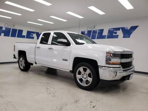 2016 Chevrolet Silverado 1500 for sale at HILEY MAZDA VOLKSWAGEN of ARLINGTON in Arlington TX