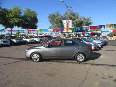2012 Kia Forte for sale at Valley Auto Center in Phoenix AZ