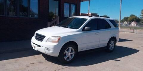 2008 Kia Sorento for sale at CARS4LESS AUTO SALES in Lincoln NE