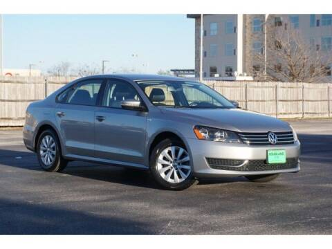 2014 Volkswagen Passat for sale at Douglass Automotive Group in Central Texas TX