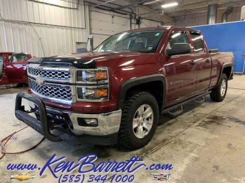 2014 Chevrolet Silverado 1500 for sale at KEN BARRETT CHEVROLET CADILLAC in Batavia NY
