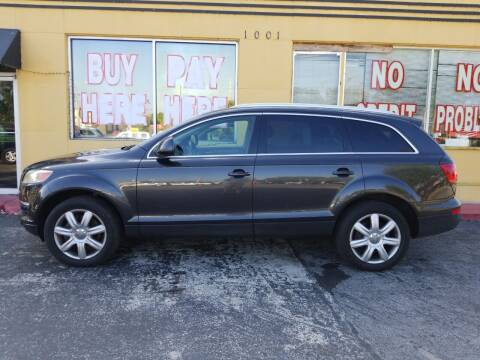2007 Audi Q7 for sale at BSS AUTO SALES INC in Eustis FL
