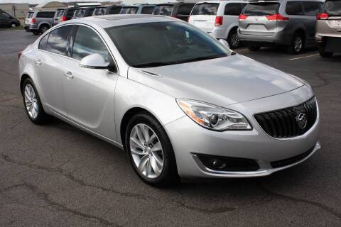 2016 Buick Regal for sale at New Mobility Solutions in Jackson MI