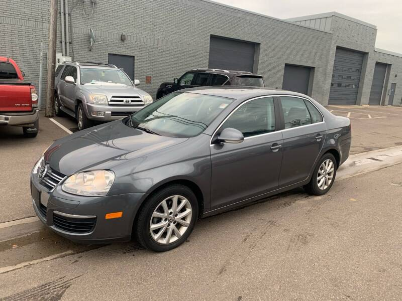 2010 Volkswagen Jetta for sale at The Car Buying Center in St Louis Park MN