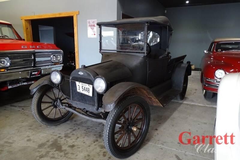 1918 Chevrolet 490 for sale at Garrett Classics in Lewisville TX