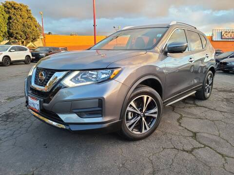 2019 Nissan Rogue for sale at City Motors in Hayward CA