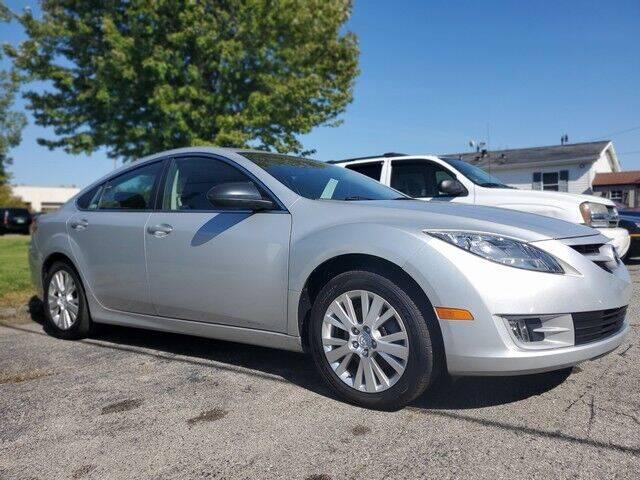 2010 Mazda MAZDA6 for sale at Paramount Motors in Taylor MI