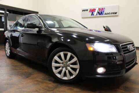 2012 Audi A4 for sale at Driveline LLC in Jacksonville FL