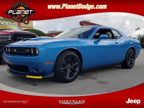 2019 Dodge Challenger for sale at PLANET DODGE CHRYSLER JEEP in Miami FL