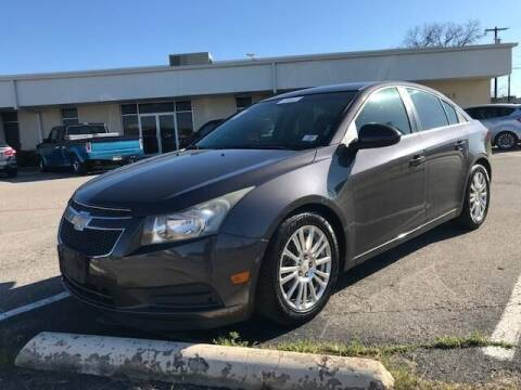 2011 Chevrolet Cruze for sale at Reliable Auto Sales in Plano TX