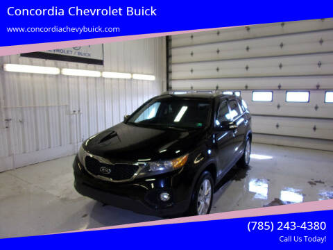 2011 Kia Sorento for sale at Concordia Chevrolet Buick in Concordia KS