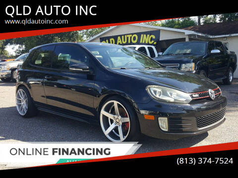 2011 Volkswagen GTI for sale at QLD AUTO INC in Tampa FL