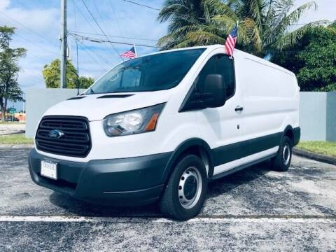 2016 Ford Transit Cargo for sale at Venmotors LLC in Hollywood FL