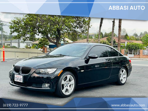 2008 BMW 3 Series for sale at Abbasi Auto in San Diego CA