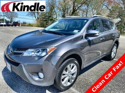 2015 Toyota RAV4 for sale at Kindle Auto Plaza in Middle Township NJ
