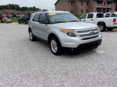 2014 Ford Explorer for sale at BABCOCK MOTORS INC in Orleans IN