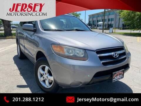 2007 Hyundai Santa Fe for sale at JerseyMotorsInc.com in Teterboro NJ