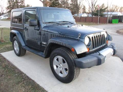 2008 Jeep Wrangler for sale at Classics and More LLC in Roseville OH
