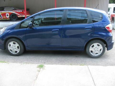 2012 Honda Fit for sale at TRAIN STATION AUTO INC in Brownsville PA