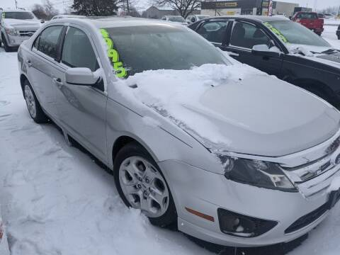2010 Ford Fusion for sale at 309 Auto Sales LLC in Harrod OH